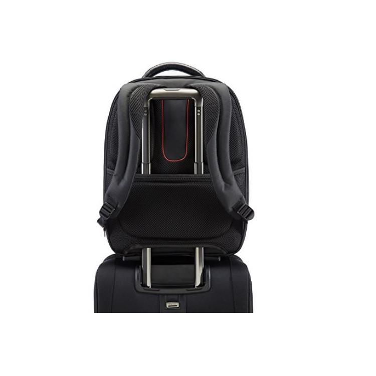 mochila-samsonite-para-notebook-business-pro-dlx-IIII-detalhe-acoplada-à-bagagem