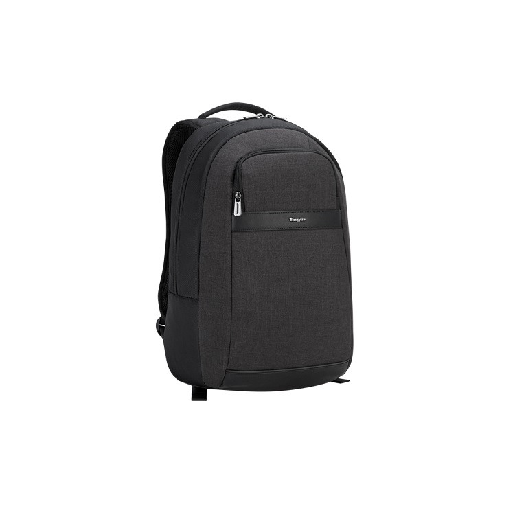 mochila-targus-city-smart-para-notebook-cinza-detalhe-lateral