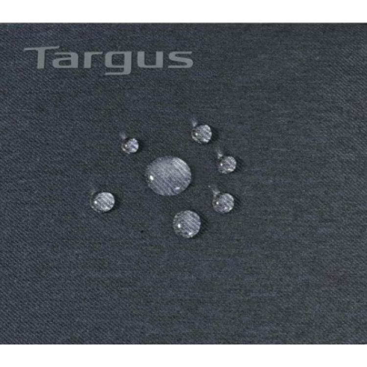mochila-targus-commuter-para-notebook-azul-detalhe-resitencia-a-agua