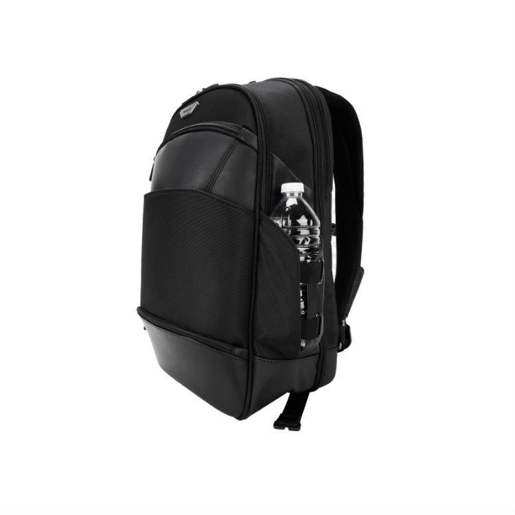 mochila-targus-para-notebook-mobile-vip-preta-detalhe-bolso-lateral