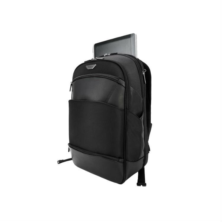 mochila-targus-para-notebook-mobile-vip-preta-detalhe-compartimento-notebook