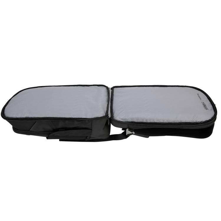 mochila-targus-para-notebook-mobile-vip-preta-detalhe-compartimento-notebook-aberto