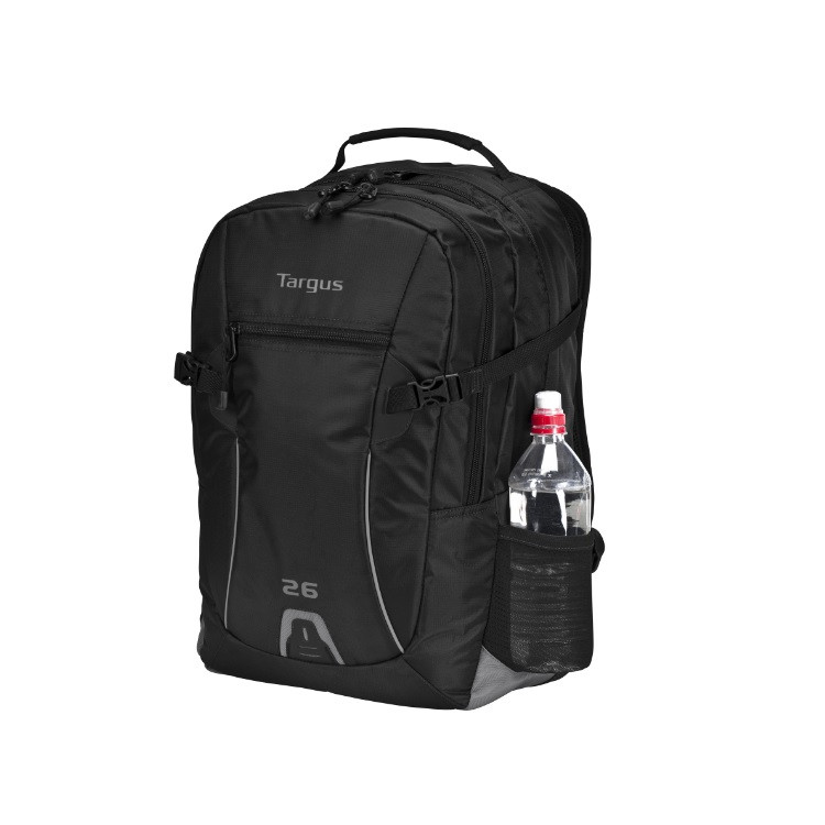 mochila-targus-sport-backpack-para-notebook-preta-detalhe-bolso-lateral