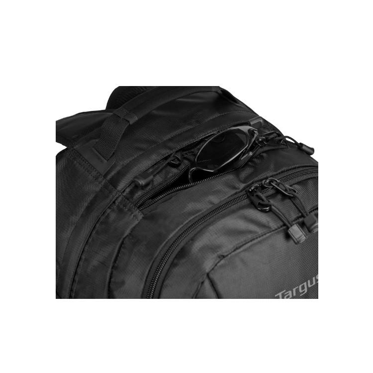 mochila-targus-sport-backpack-para-notebook-preta-detalhe-bolso-superior