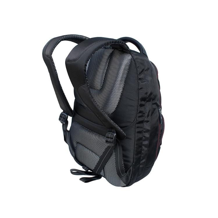 mochila-samsonite-para-notebook-torus-v-preta-detalhe-alças-e-traseira