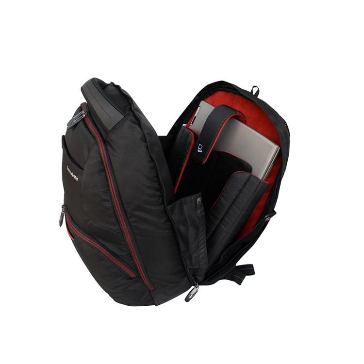mochila-samsonite-para-notebook-torus-v-preta-detalhe-compartimento-notebook