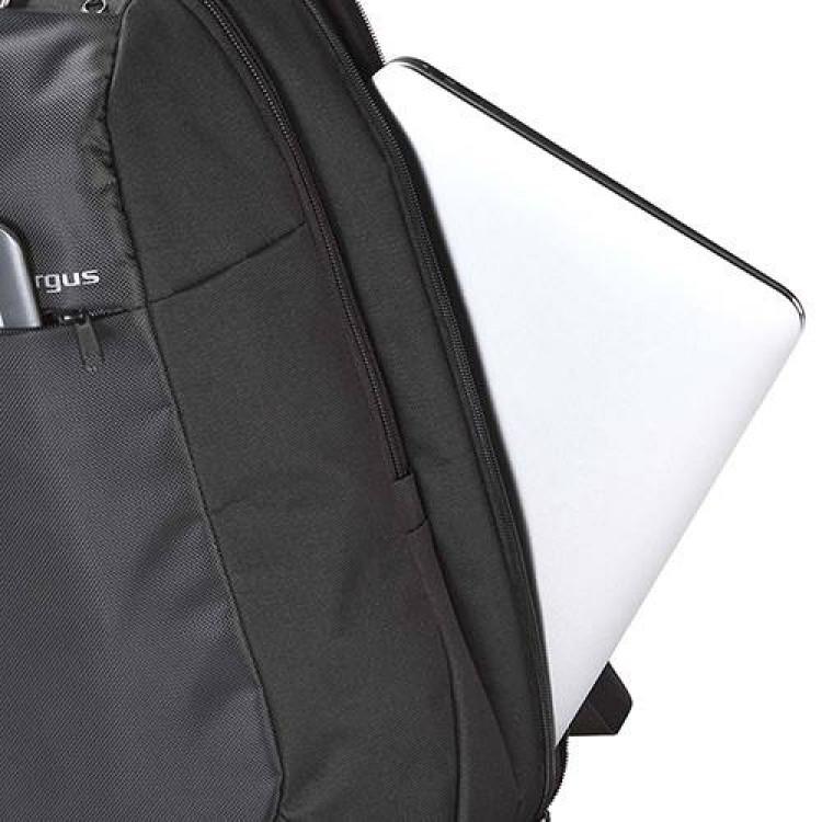 mochila-targus-ultralight-para-notebook-preta-detalhe-compartimento-notebook-2