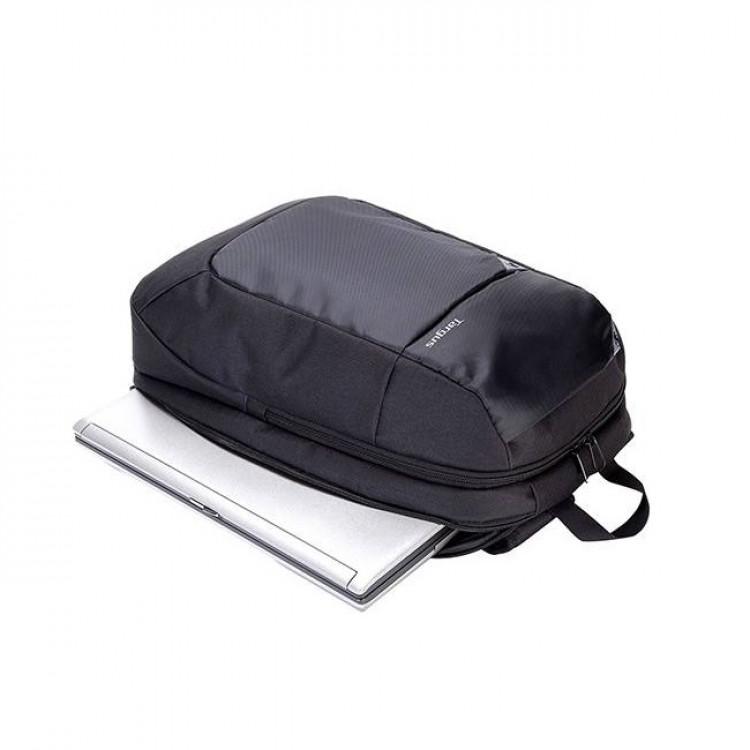mochila-targus-ultralight-para-notebook-preta-detalhe-compartimento-notebook