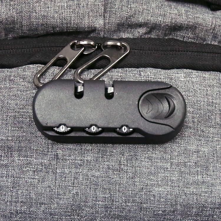 mochila-mormaii-anti-furto-cinza-escuro-detalhe-cadeado