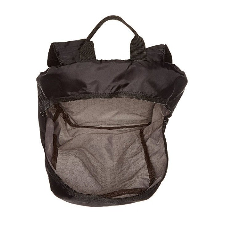 mochila-victorinox-packable-backpack-preta-detalhe-aberta