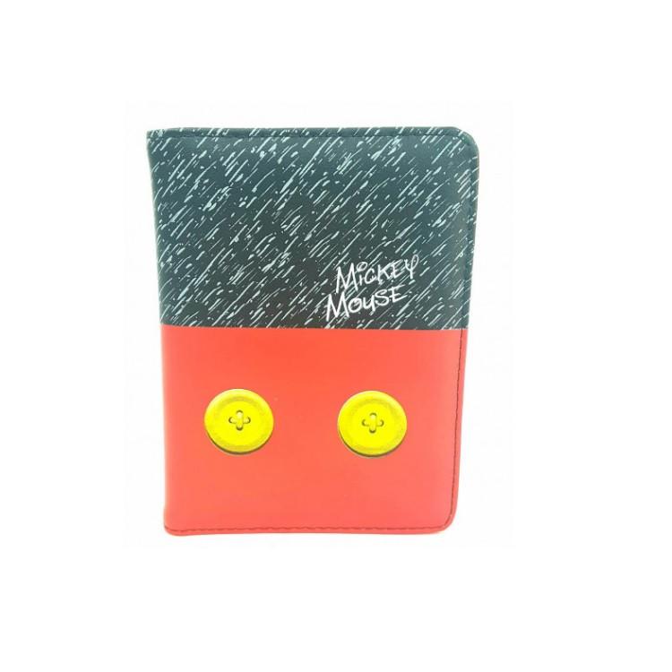 porta-passaporte-polo-king-mickey-mouse-preto
