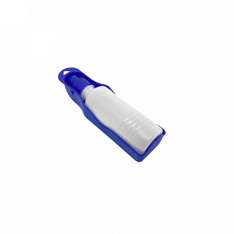 bebedouro-portátil-para-cães-240-ml-western-pet-azul-fechado