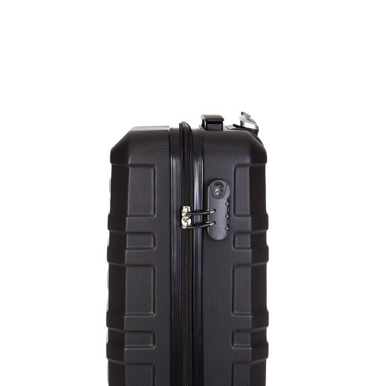 mala-travelux-lugano-tamanho-p-preta-detalhe-2