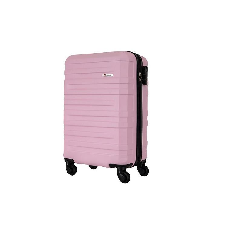 mala-travelux-lugano-tamanho-p-rosa-claro-lateral