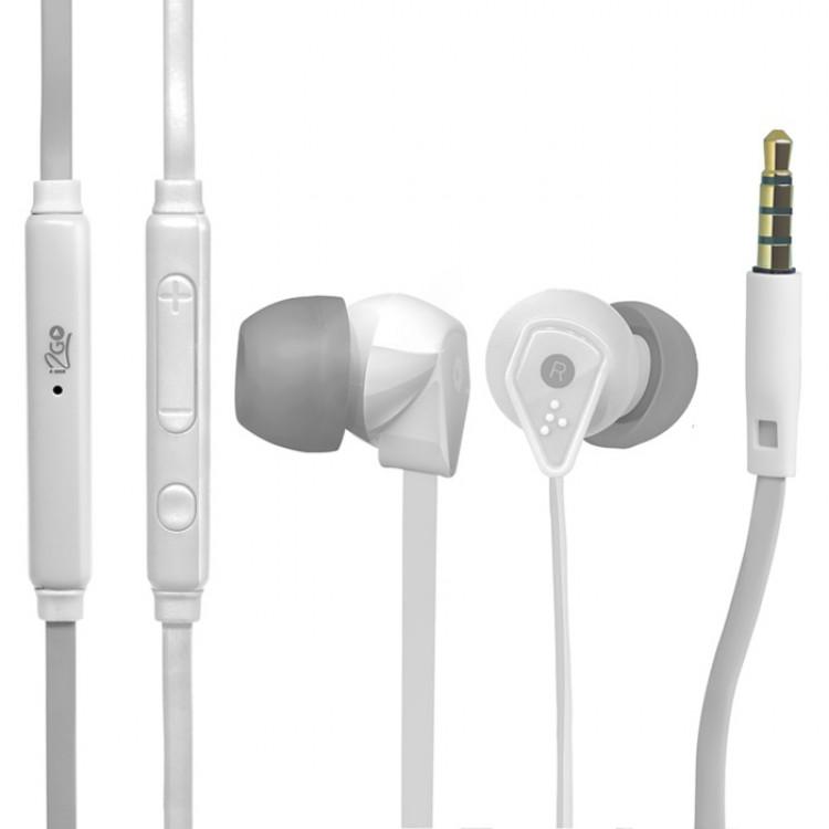 fone-i2GO-com-microfone-PRO-branco