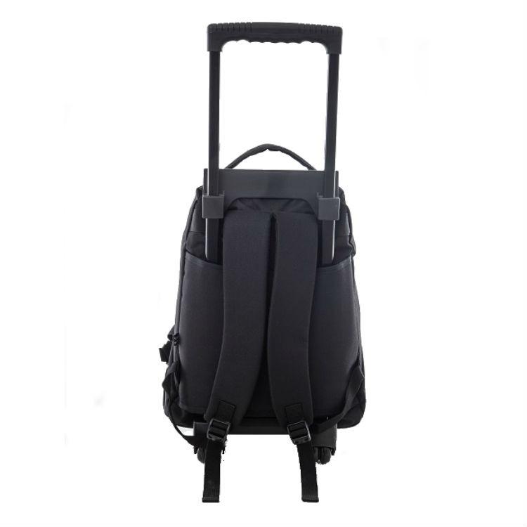 mochila-executiva-santino-2-em-1-SAC185001-preta-detalhe-mochila-com-carrinho-traseira