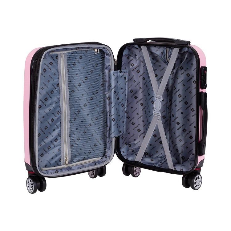 mala-travelux-st-moritz-tamanho-p-rosa-claro-detalhe-aberta