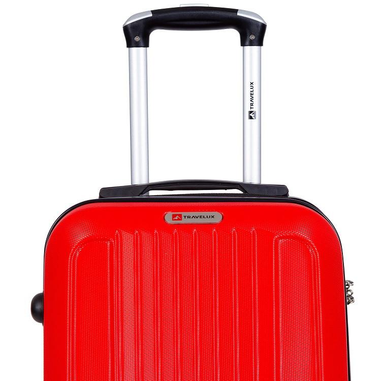 mala-travelux-st-moritz-tamanho-p-vermelha-detalhe-logo-puxador