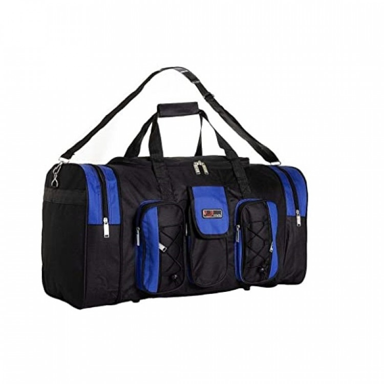 sacola-de-viagem-yin's-SV0220-preta-e-azul