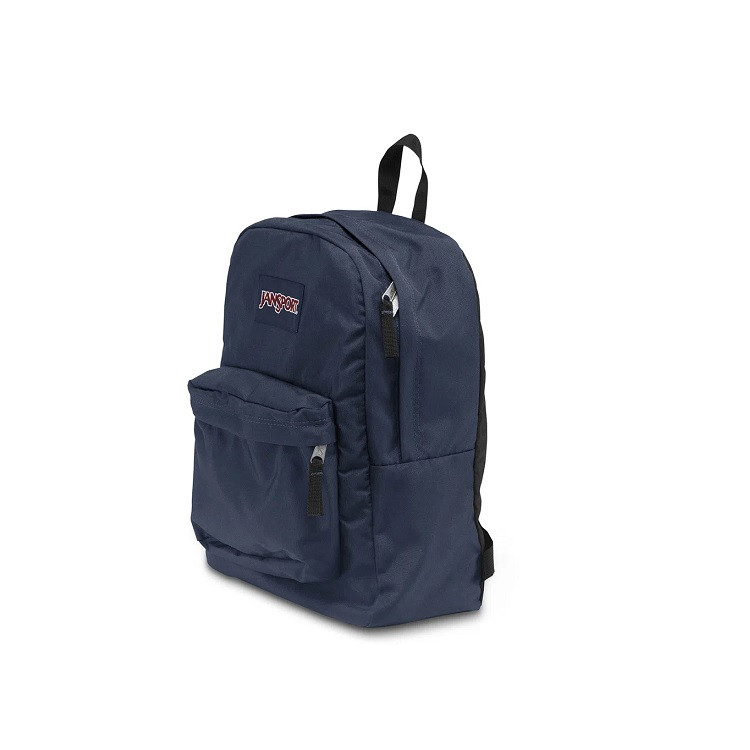 mochila-jansport-superbreak-azul-lateral