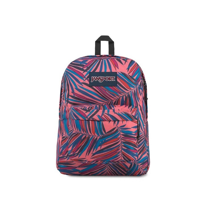 mochila-jansport-superbreak-dotted-palm