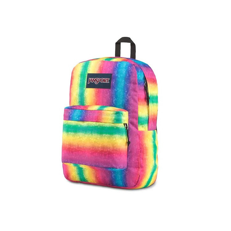 mochila-jansport-superbreak-rainbow-sparkle-lateral