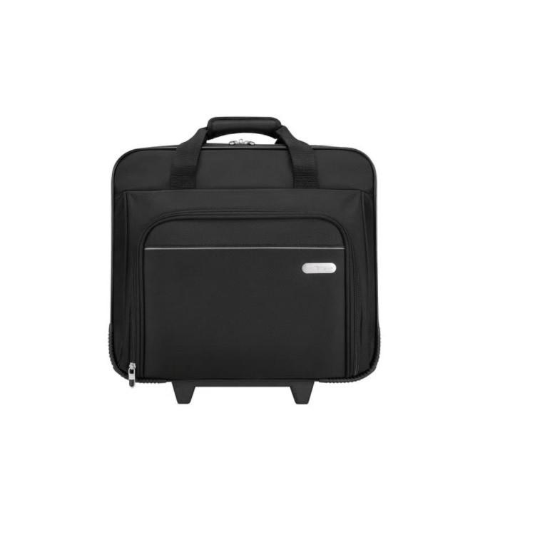 maleta-targus-para-notebook-com-rodas-rolling-preta-frontal
