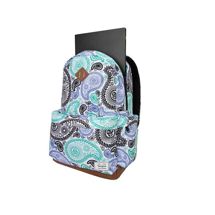 mochila-targus-strata-II-para-notebook-azul-detalhe-aberta