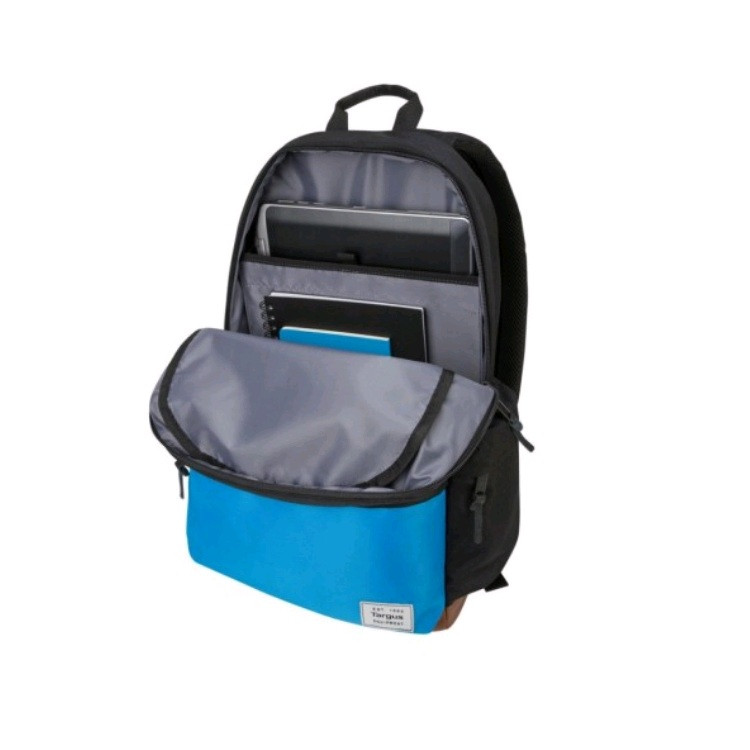 mochila-targus-strata-II-para-notebook-preta-detalhe-compartimento