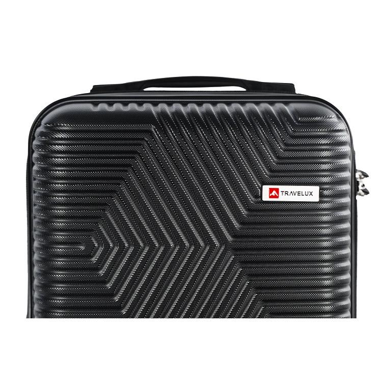 mala-travelux-davos-tamanho-p-preta-detalhe-logo