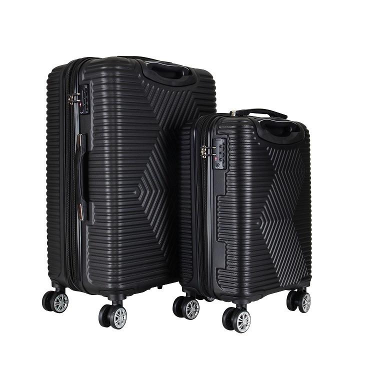 conjunto-de-malas-travelux-davos-com-duas-peças-p-e-m-preta-detalhe-traseira