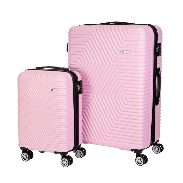 conjunto-de-malas-travelux-davos-com-duas-peças-p-e-g-rosa-claro