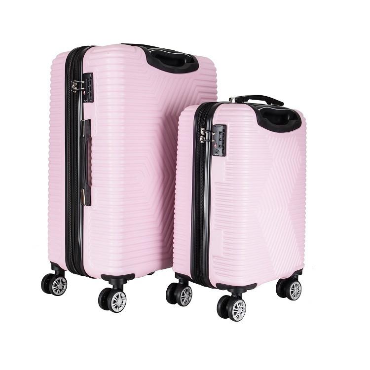 conjunto-de-malas-travelux-davos-com-duas-peças-p-e-m-rosa-claro-detalhe-traseira