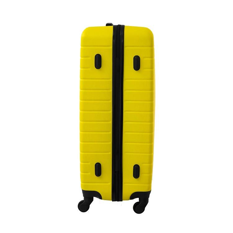 mala-travelux-wengen-tamanho-g-amarela-pés-de-apoio-lateral