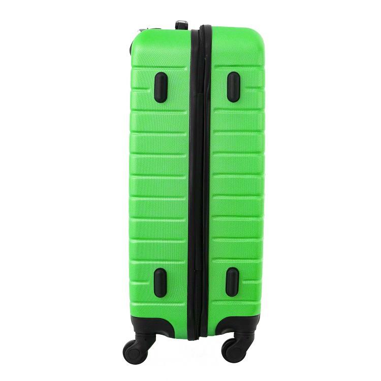 mala-travelux-wengen-verde-pés-de-apoio-lateral