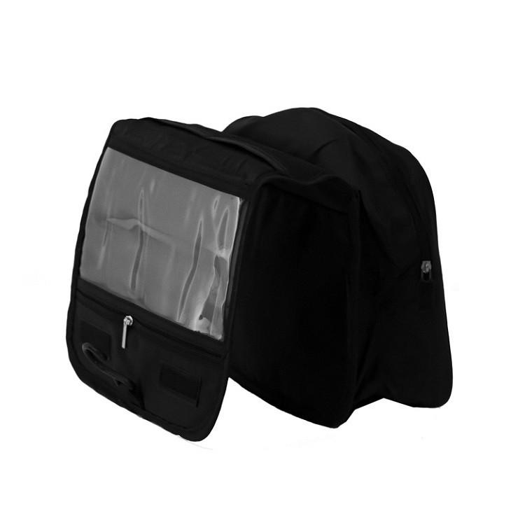 bolsa-necessaire-organizadora-travelux-preta-bolso-em-plástico