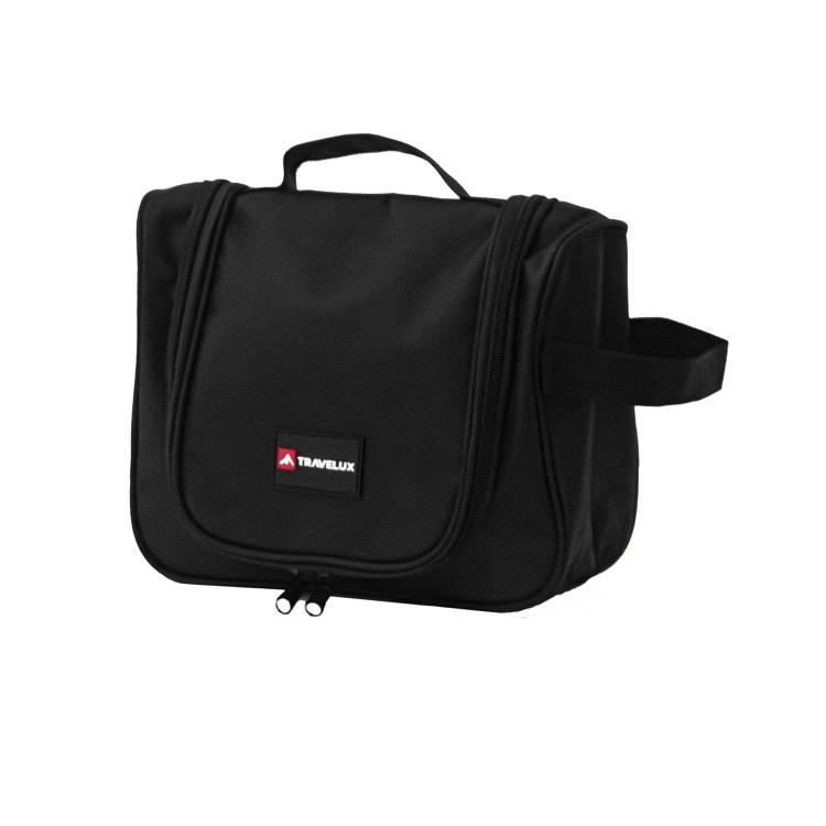 bolsa-necessaire-organizadora-com-ziper-travelux-preta-lateral