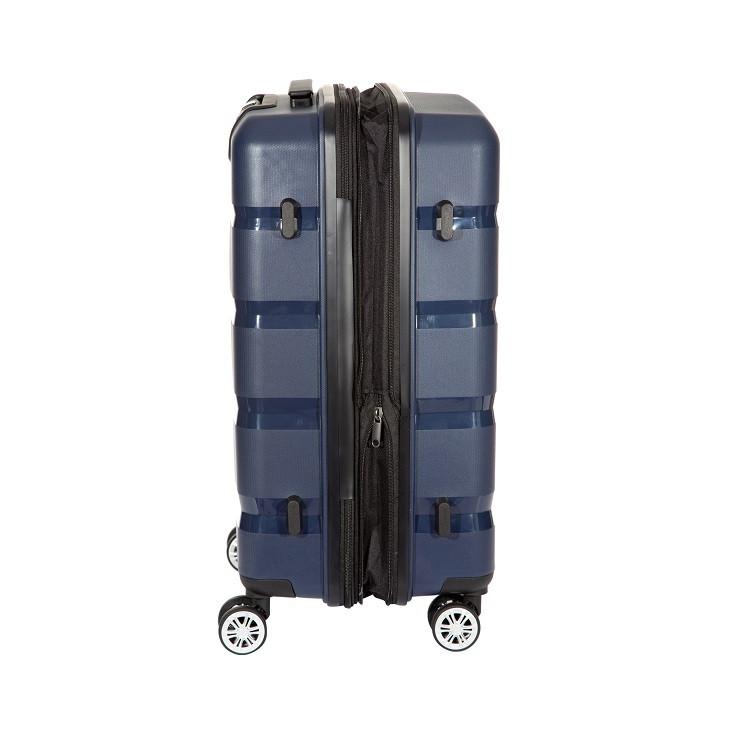 mala-travelux-zurich-ii-tamanho-m-azul-lateral