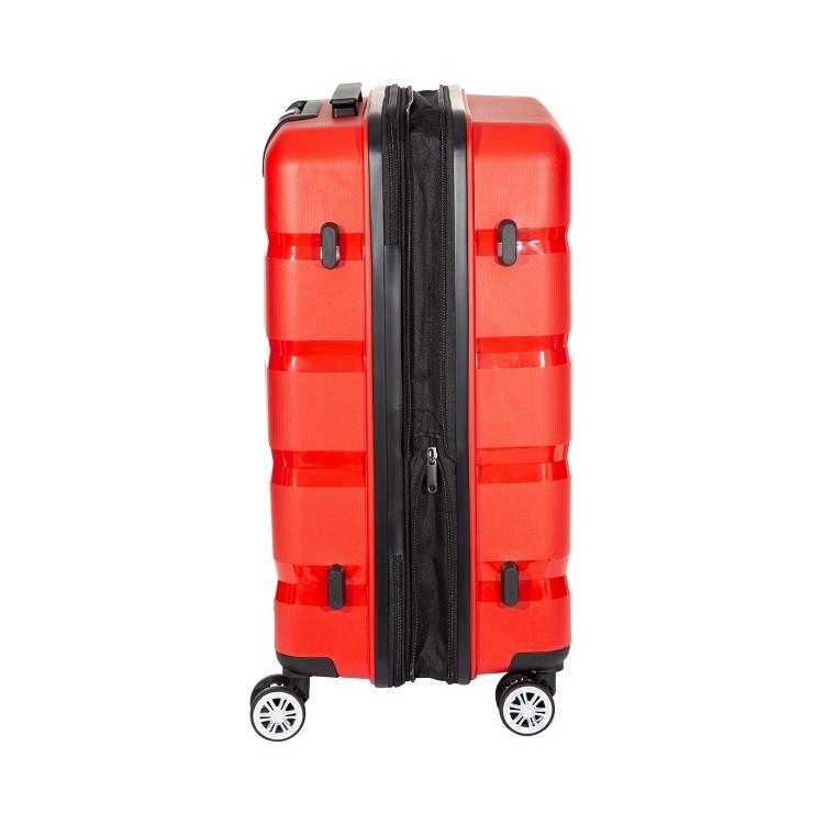 mala-travelux-zurich-ii-tamanho-g-vermelha-lateral
