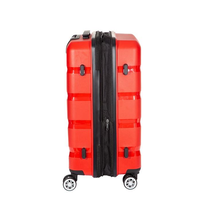 mala-travelux-zurich-ii-tamanho-m-vermelha-lateral