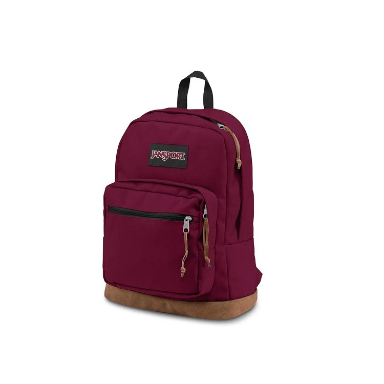 mochila-jansport-right-pack-russet-red-lateral