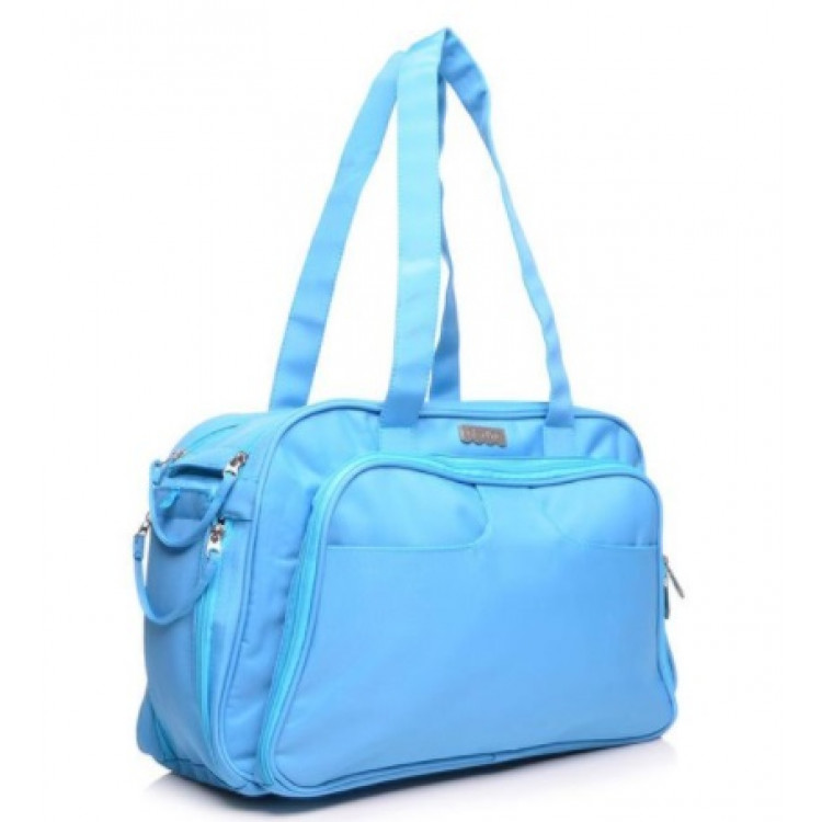 bolsa-fisher-price-diaper-bag-day-&-travel-azul-detalhe-bolso-lateral