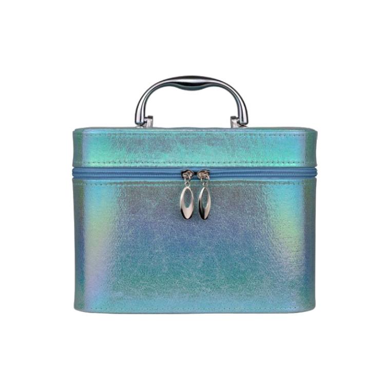 maleta-de-maquiagem-holográfica-g-azul