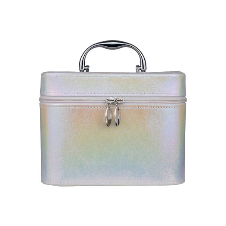 maleta-de-maquiagem-holográfica-g-branca