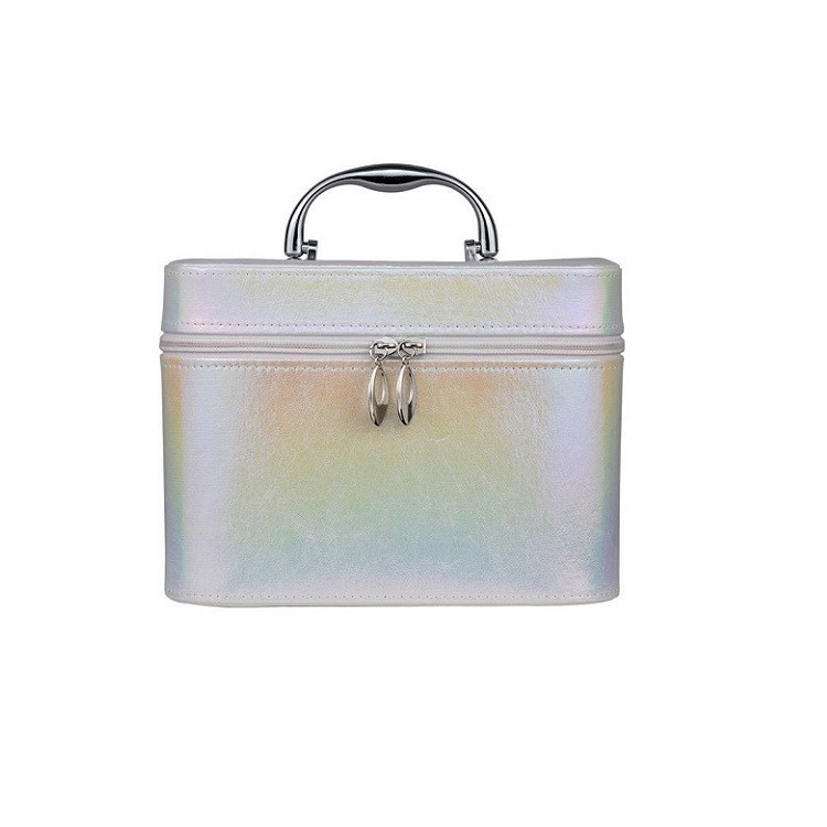maleta-de-maquiagem-holográfica-m-branca