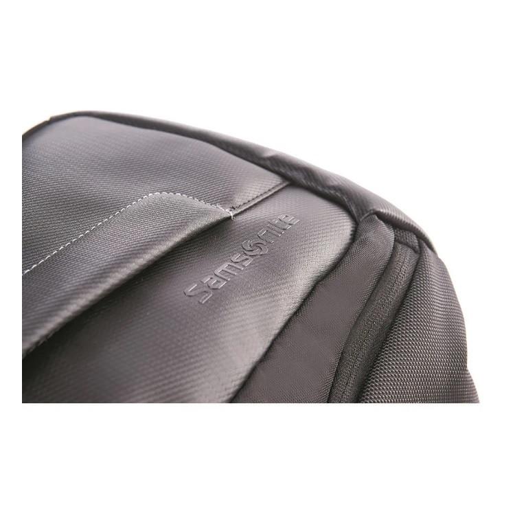 mochila-samsonite-para-notebook-locus-v-preta-detalhe-logo
