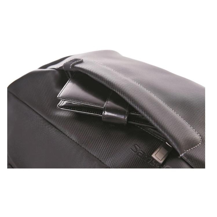 mochila-samsonite-para-notebook-locus-v-preta-detalhe-bolso-frontal