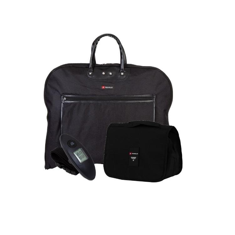 Kit de Viagem Travelux I Preta - 1