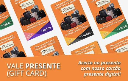 Vale-presente / Gift Card